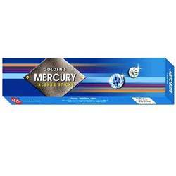 Golden Mercury Incense Sticks