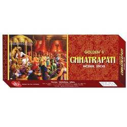 Golden Chhatrapati Incense Stick