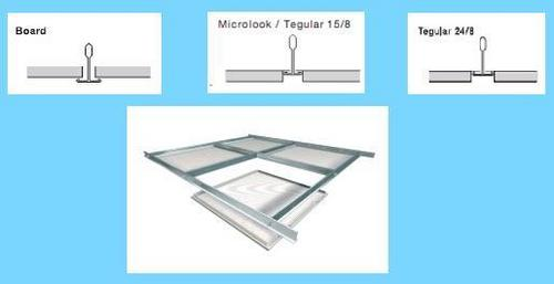Lay-In Ceiling System