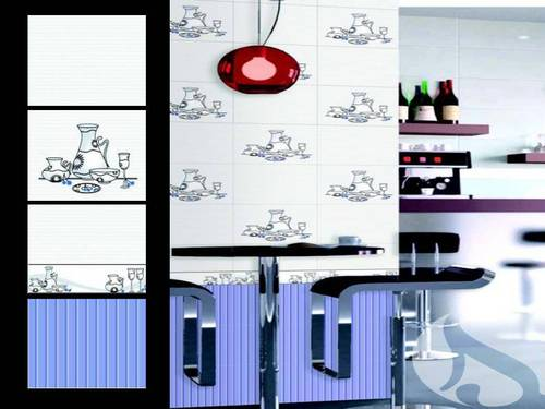 Ceramic Kitchen Tiles Concept