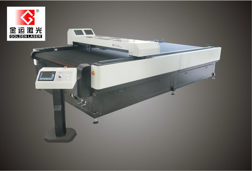 Professional Laser Cutting Machine for Textile Fabrics