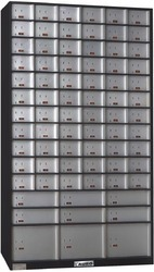 Safe Deposit Locker Cabinets