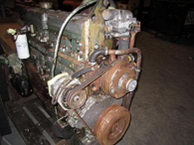 DAF DKT 1160 Engine