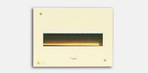 Signature MCB DB's 12 Way SPN Single Door