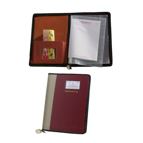 Letherite Certificate And Designs Holder