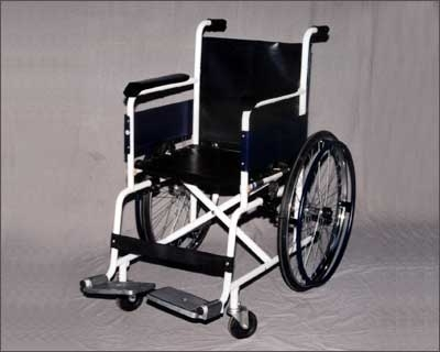 Wheelchair Folding (Fixed Armrest)