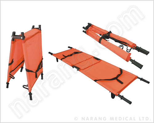 Two Fold - Lengthwise And Crosswise Stretcher