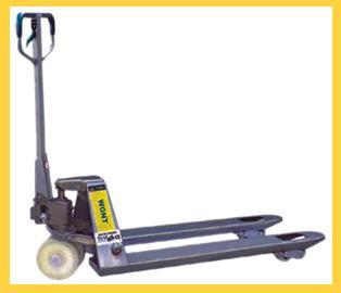 Hydraulic Galvanized Pallet Truck