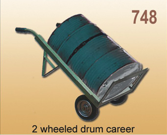 2 Wheeled Drum Career