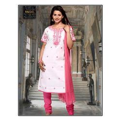 Designer Fancy Cotton Suits