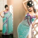 Light Blue Saree