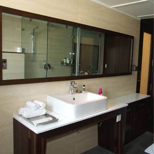 Bathroom interiors designing in new delhi delhi india for Bathroom interior designers in delhi