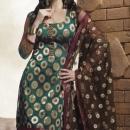 Ramar Green Salwar Suits