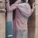 Baby Pink Salwar Suits