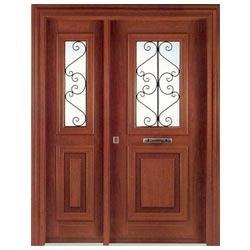Safety door in mira road mira bhayandar maharashtra - Safety wooden door designs ...