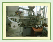 Round Tea Bag Packing Machine