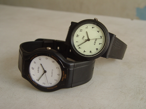 Anti Clock Watches
