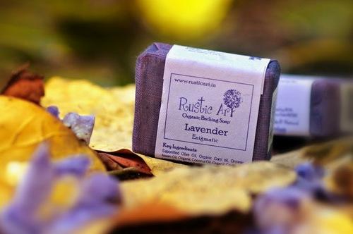 Organic Soap India Organic Bathing Soap