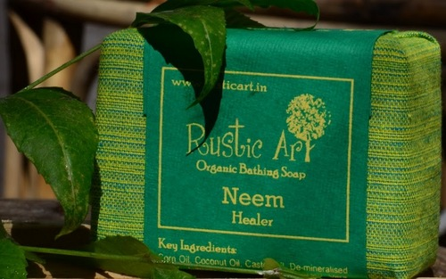 Neem Organic Bathing Soap