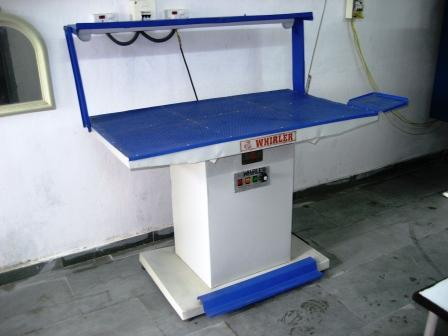 Vacuum Finishing Table