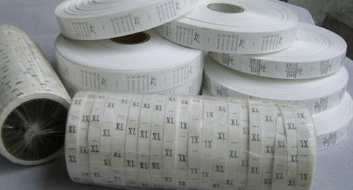 Washing Care Labels