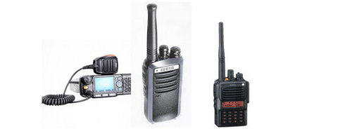 Wireless Two-Way Radio