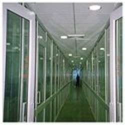 Aluminium Commercial Partition