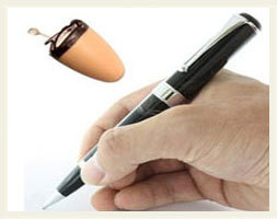 Bluetooth Pen With Earpeice