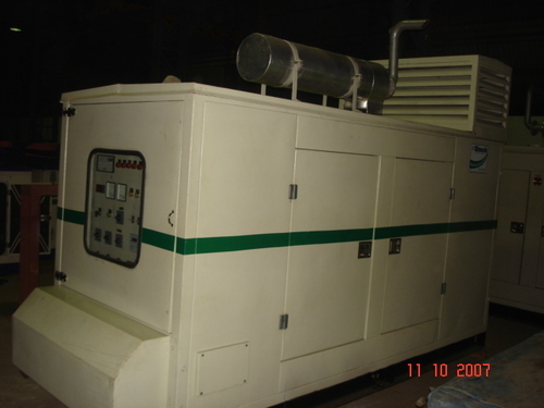 62.5 Kva With Amf Panel
