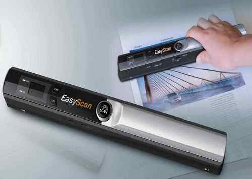 Portable Scanner