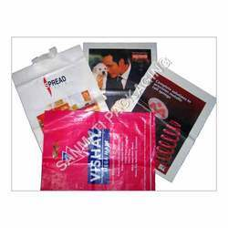 Promotional Plastic Shopping Bags
