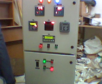 Server Control Panel