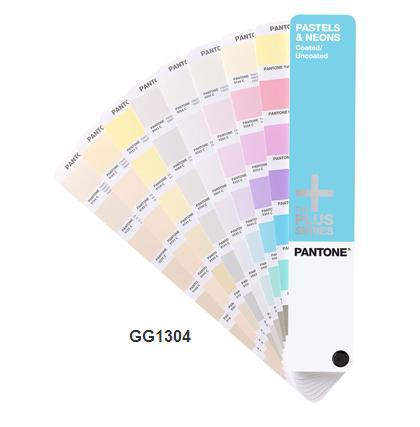 Pantone Pastel & Neons Coated And Uncoated Guide