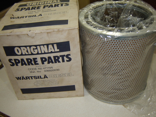Oil Filter For Wartsila