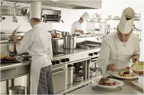 Hotel and Restaurant Kitchen Equipments