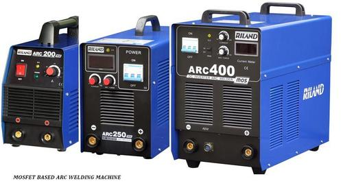 ARC (MMAW) Welding Machine (ARC-200, ARC-250, ARC-400) (Mosfet Based)