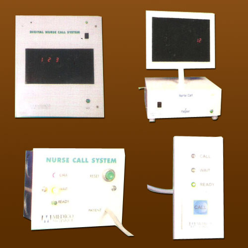 Digital Nurse Call System