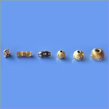 Jewelery Beads And Brass Beads
