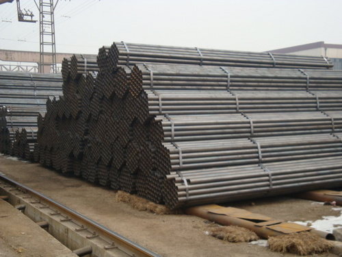 Hot-Dipped Galvanized Steel Tubes