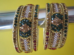 Colored Bangles