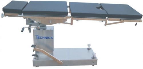 C-Arm Compatible Hydraulic O.T. Table