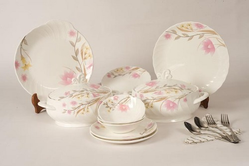 fine bone china dinner sets in kolkata west bengal india shree