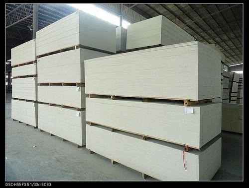 Calcium Silicate Board Specification : Fiber calcium silicate board in liuzhou guangxi china