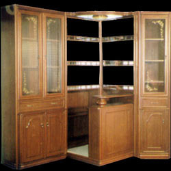 Wooden almirah in faridabad haryana india r s doors Pictures of wooden almirahs