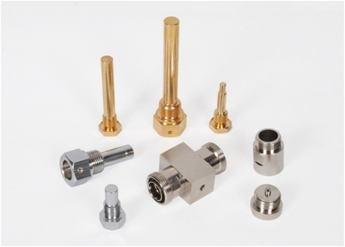 Brass Temperature Control Components