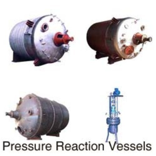 Pressure Reaction Vessels