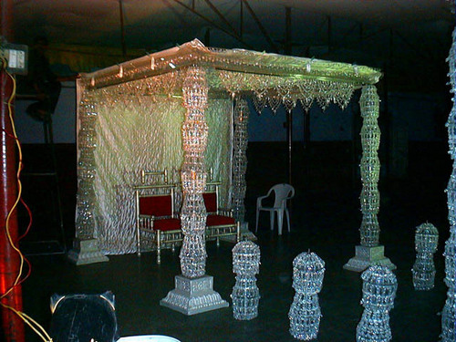 Crystal Light New Mandap