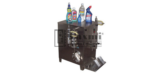 SEMI AUTOMATIC LIQUID FILLING MACHINE Model – SLF-O-50