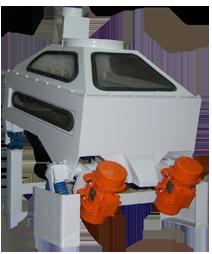 Vacuum Type De-Stoner