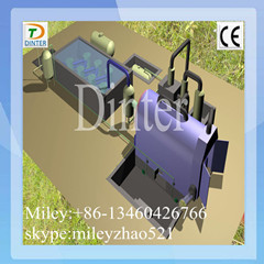 Used Waste Tyre Recycling Plant